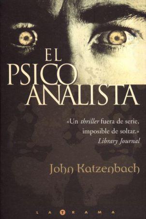 el psicoanalista El psicoanalista   John Katzenbach